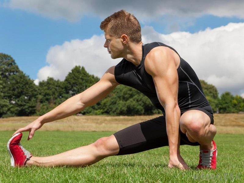 ยืดกล้ามเนื้อ ก่อนและหลังการออกกำลังกาย ลดเสี่ยงบาดเจ็บ
